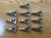 Salice 110 Degree Soft Close Hinges (x10)