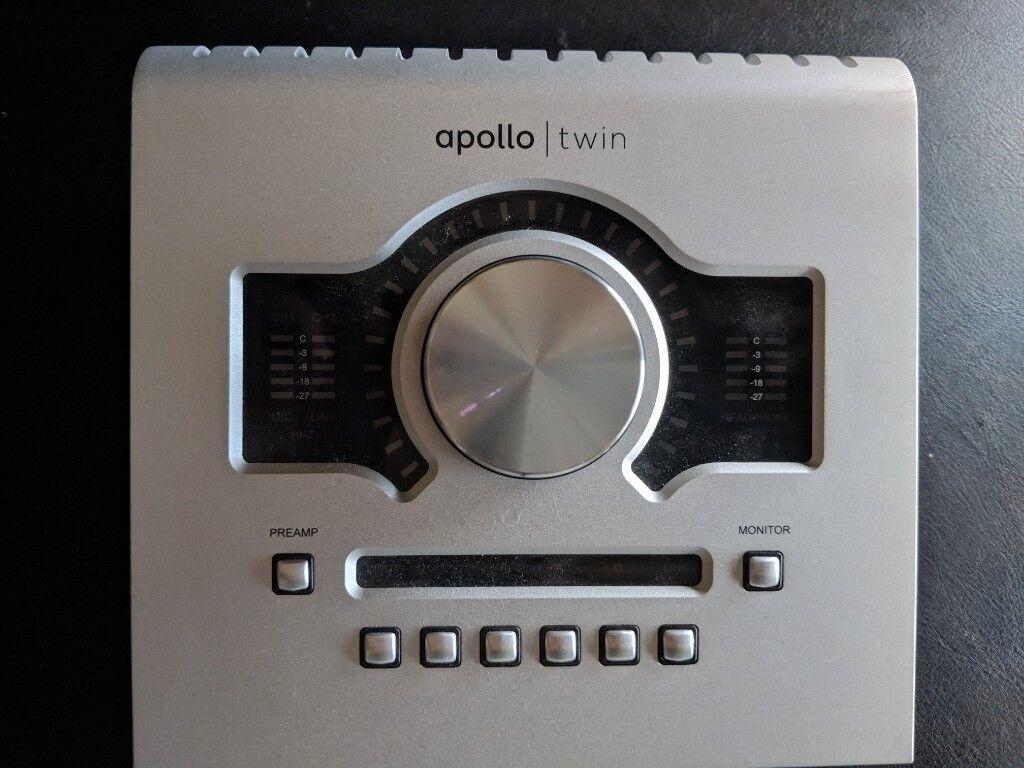 Universal Audio Apollo Twin Duo USB   in Bampton, Oxfordshire   Gumtree