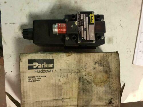 Parker Hannifin D3W1BNYC5614 Hydraulic Valve