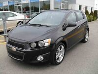 2014 Chevrolet Sonic TOIT/SIEGES CHAUFFANTS/DEMAREURE
