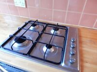 SMEG model SE64SNX3, 4 ring hob for sale