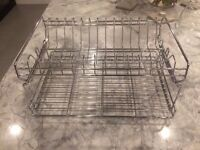 Fancy Dish/Plate drying rack - Stainless steel