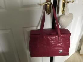 Antler pink bag