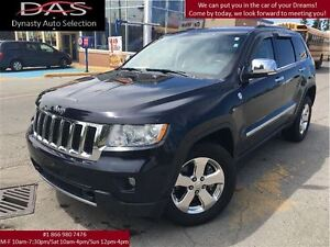 2011 Jeep Grand Cherokee LIMITED NAVIGATION/PANORAMIC SUNROOF