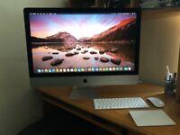 "Apple iMac Retina 5K 27"" 2017 1TB Fusion Drive Radeon Pro 575 - Practically New"
