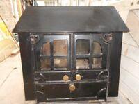 Multi-fuel wood burning stove