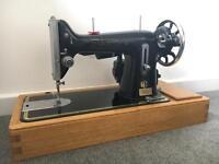 Harris Vintage Electric Sewing Machine