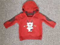 3x Christmas jumpers for boys