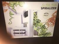 Vegetable spiralizer brand new