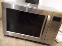 Sharp Microwave Convection Oven Stainless Steel R-89STM-A