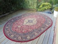 """living room carpet,oval 120""""x60"""" inches palazo"""