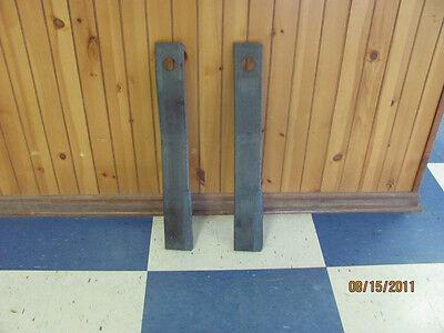Bush Hog 463 Blade Howse Hl422n Blades 6 Models