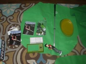 pro shot golf adidas game with box
