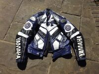 Genuine Yamaha R bike jacket
