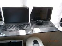 Laptops And Pc For Sale Range from £80 - £150
