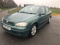 Vauxhall Astra / automatic / mint condition