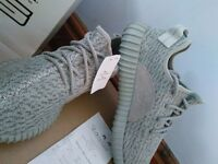 Adidas Yeezy 350 Boost 'Moonrocks' UK8 New with Original Tags, Box and Receipt
