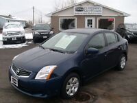 2010 Nissan Sentra 2.0 S Auto Air Cruise PW PL