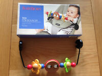 Baby Bjorn Toy bar for bouncer