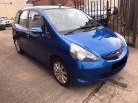 Honda Jazz 1.4 i-DSI SE 5 door - 2008, Full SH 9 Services, 12 Months MOT, 2 Owners, 2 Keys, £1995