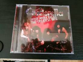 CINDERELLA ROCKED WIRED AND BLUESED.GREATEST.GREATEST HITS CD ALBUM NEW