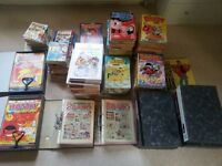 Large Collection Of Beano & Dandy comics and annuals