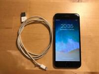 iPhone 6 16gb UNLOCKED black