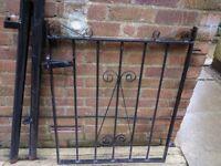 Garden Gate - Wrought Iron