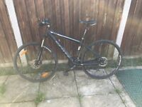 Bike Scott sub cross frame size s