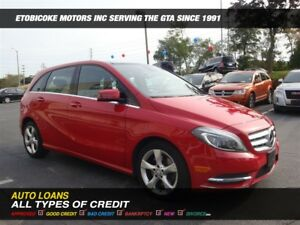 2013 Mercedes-Benz B-Class B250 / PANORAMIC ROOF
