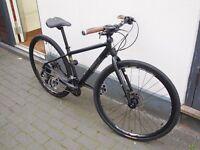 Ladies Pinnacle Lithium double disc hybrid bike