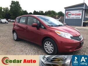 2014 Nissan Versa Note 1.6 SV - FREE WINTER TIRE PACKAGE