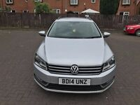 2014 Volkswagen Estate MK7 2.0 TDI BlueMotion Tech Executive 5dr (start/stop) 1 owner full history