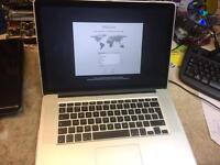 "MacBook Pro Retina 15"" laptop Early 2013"