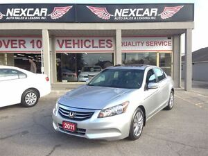 2011 Honda Accord EX-L V6 AUT0 LEATHER SUNROOF 113K