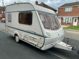 2001 abbey iona 350. (Motor mover+full awning)