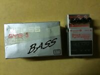 Boss SYB-3 Bass Synth Effects Pedal