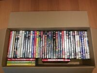 DVDs - A Box Full - 41 DVD Bundle