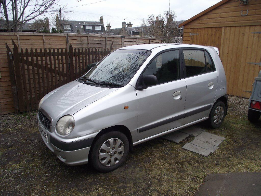 Hyundai Amica Good Running Car Timing Belt Done At 48000 11 Months Mot Serviced Regularly