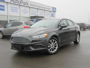 2017 Ford Fusion SE| Alloys| Rearview camera| Keyless entry