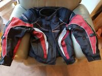 Spada XL Textile Motorbike Jacket