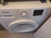 Samsung heat pump 7kg tumble dryer (spares or repair)
