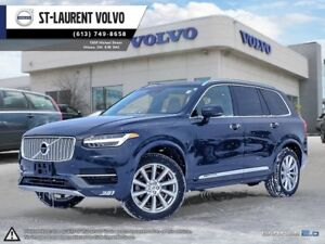 2016 Volvo XC90 T6 AWD Inscription Vision, Convenience & Climate