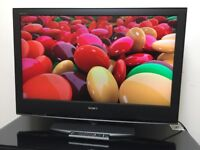 "SONY BRAVIA 40"" FHD 1080p Freeview TV - 4 HDMI - PC - Matt Black - SRS - USB - Bargain RRP £595"