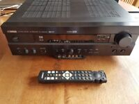 Yamaha AV Receiver RX-V620RDS - Superb sound & condition *** Phono Input ***