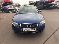 "AUDI A4 2.0 TDI SE 4DR MTRONIC AUTOMATIC - Diesel ""2005 """