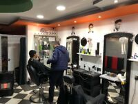 Hairdresser Barber Salon Shop Business For Sale - Busy Main Road - High End Rusholme Student Area