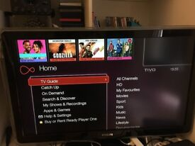 Television 106 cm