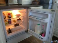 Indesit IN TS 1611 integrated under counter fridge - good condition