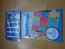 BNIB Kids Times Table Learning Aids